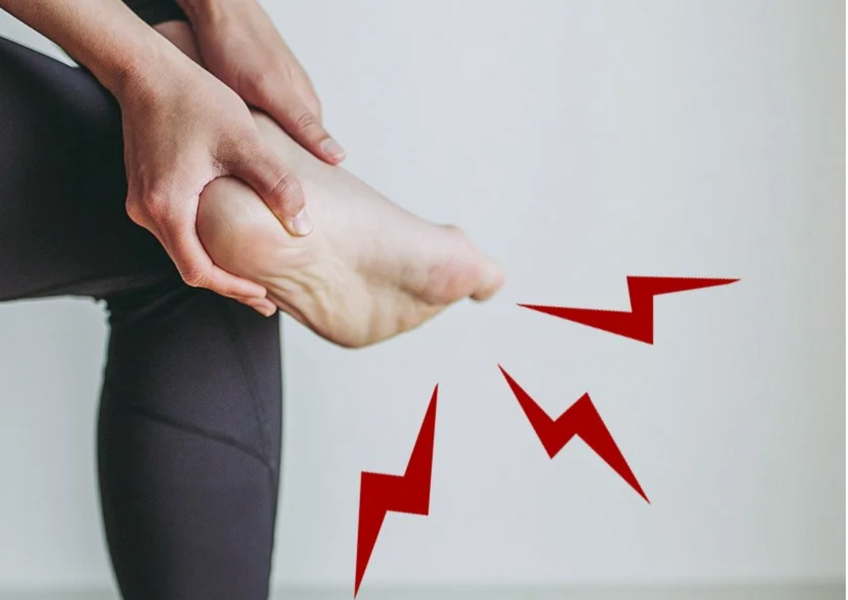 Dr. Ragland Interview in SELF Magazine on Plantar Fasciitis