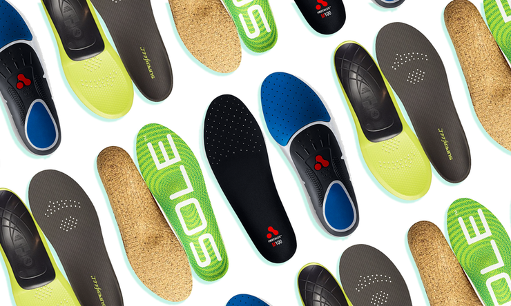 Dr. Ragland in BUSTLE: The 7 Best Insoles, According to Experts