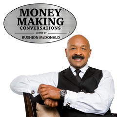 "Dr. Ragland's 2nd Appearance on Rushion McDonald iHeartRadio ""Money Making Matters"""