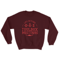 Red Toolbox Meetings - Sweatshirt - Life Beyond