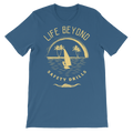 Gold Safety Drills - Short-Sleeve Unisex T-Shirt - Life Beyond