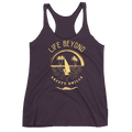 Gold Safety Drills -  Racerback Tank - Life Beyond