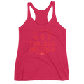 Red Toolbox Meetings - Racerback Tank - Life Beyond
