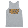 Keep Rolling - Classic tank top (unisex) - Life Beyond