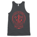 Red Toolbox Meetings - Classic tank top (unisex) - Life Beyond