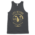 Gold Safety Drills - Classic tank top (unisex) - Life Beyond