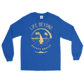 Gold Safety Drills - Long Sleeve T-Shirt - Life Beyond