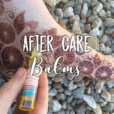 Aftercare Balms: Protect Your Stains