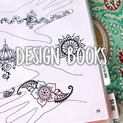 Creating Your Design Books
