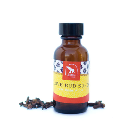 30 ml or 1 ounce essential oil, clove bud super