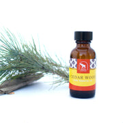30 ml or 1 ounce essential oil to add to henna paste, cedar wood