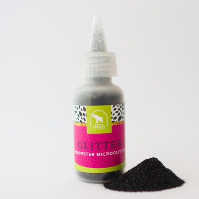 Black Viper Glitter Powder