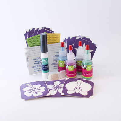 Bloom Glitter Tattoo Kit, Waterproof