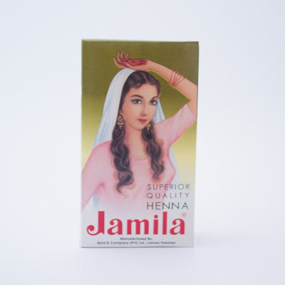 Jamila Henna for Hair