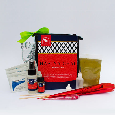 Hasina Beginner Fresh Henna Kit