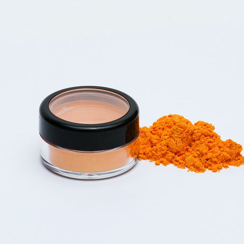 Paprika Orange Mica Powder