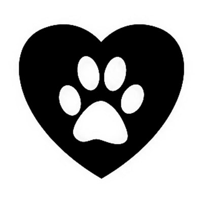 Heart Paw