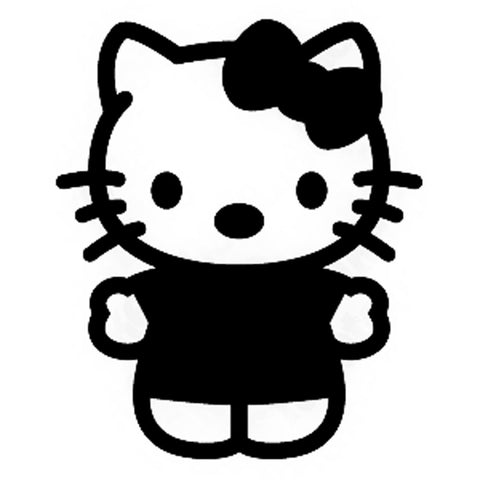 Hello Kitty, Full Body