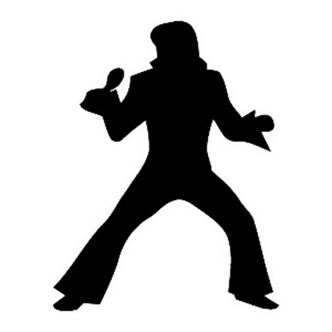 Elvis Dancing, large