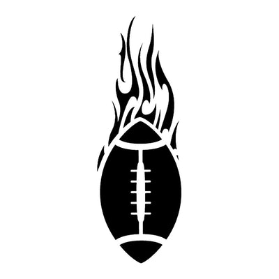 Football Flame, large