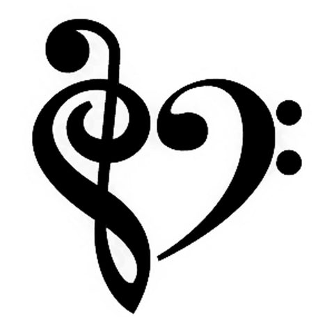 Treble Bass hHeart