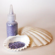 NEW! Amethyst Biodegradable Glitter Powder