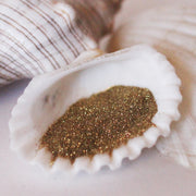 NEW! Brilliant Gold Biodegradable Glitter Powder