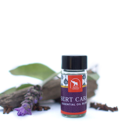 1.5 drams desert caravan tea tree essential oil for 20 g henna