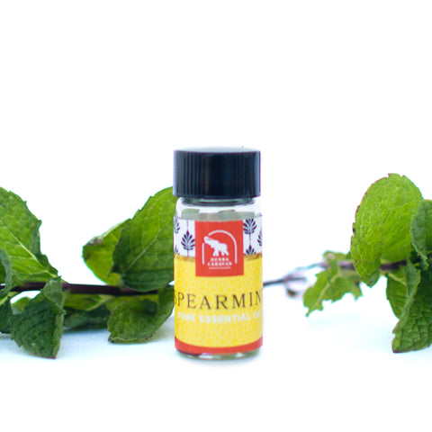 spearmint essential oil 2 drams