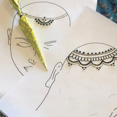 Templates, Henna Crowns