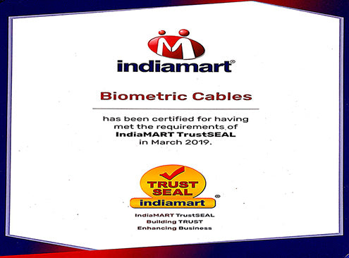 India mart - Biometricables