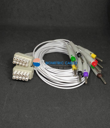 mortara ecg cable