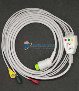 ecg cable 3 lead