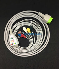 Load image into Gallery viewer, ge ecg cable 11pin