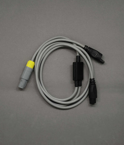 Disposable Dual Heater Wire Adaptor Cable Compatible With MR850 Humdifier