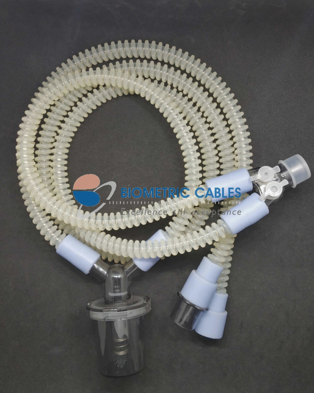 Reusable Silicone Breathing Circuit neonatal