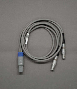 Reusable Dual Heater Wire Adaptor Cable Compatible With MR850