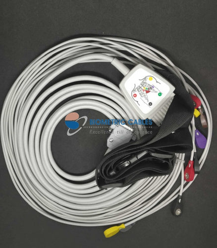 10 lead ecg cables