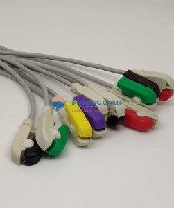 Ecg Recorder Cable Compatible With Philips