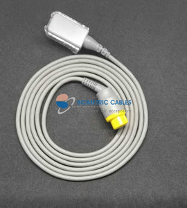 L&T SpO2 Adapter  Cable