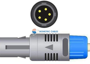 Spo2 Sensor cable   Adult Flex - BPL