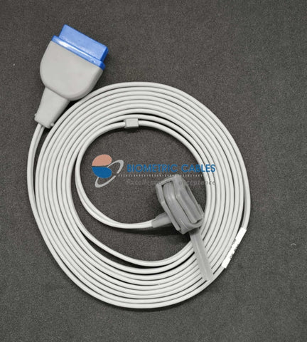 Spo2 Pulse Oximeter Neonatal Wrap Probe 3.0 Mtr Compatible For Ge