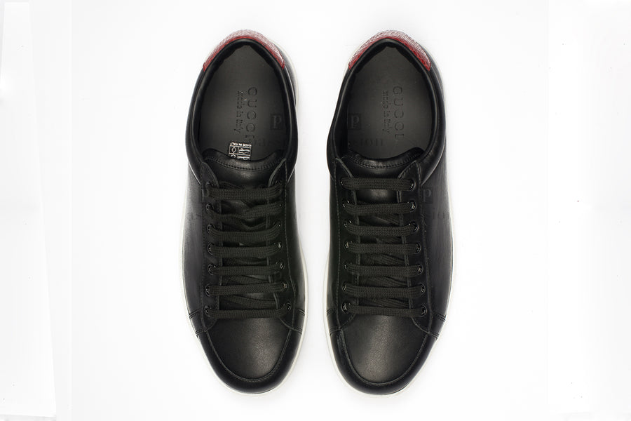 Gucci-Miro Soft Ayers Trapper Lux Sneakers