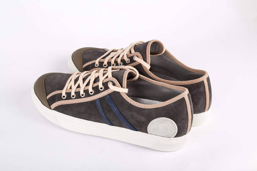 Marc Jacobs-Nappa Combo Sneakers