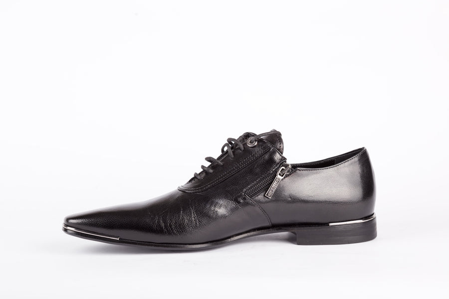 Roberto Botticelli-Canguro Nero Shoes
