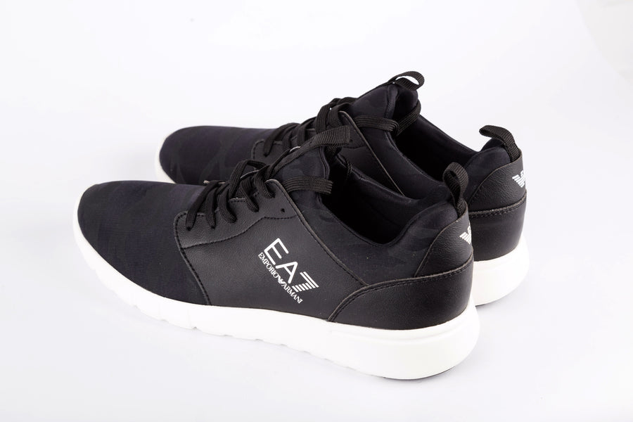 Ea7-Black Sneakers