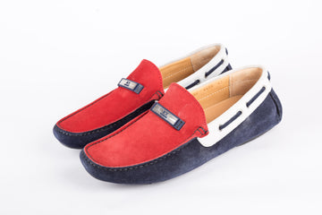 Iceberg-Softy Rosso Loafer