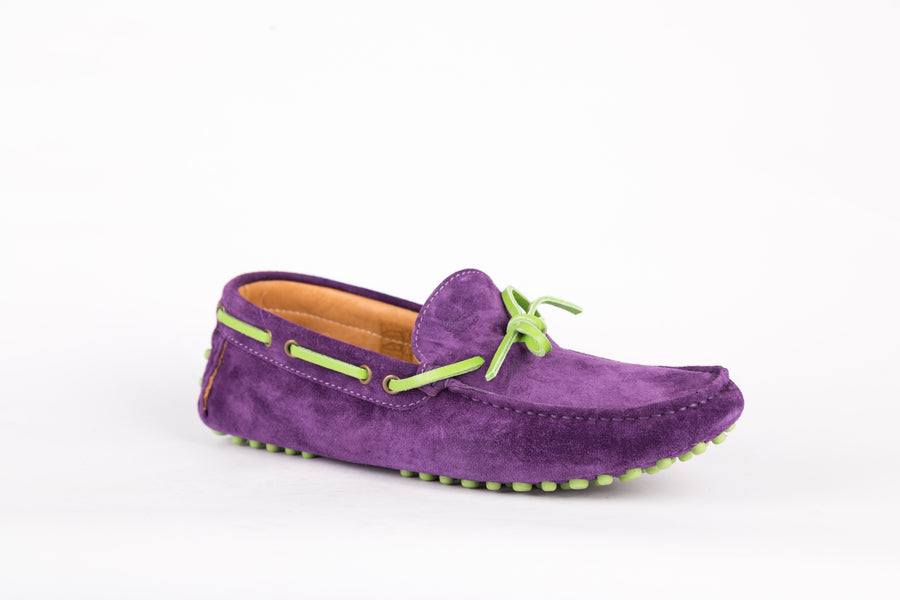 Etro-Crosta Viola Loafer