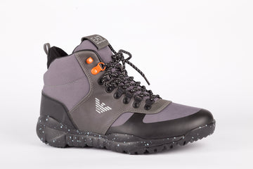 Ea7-Urban Boot Black