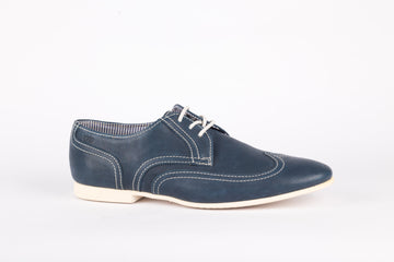 Hugo Boss-Ammio Dark Blue Shoes